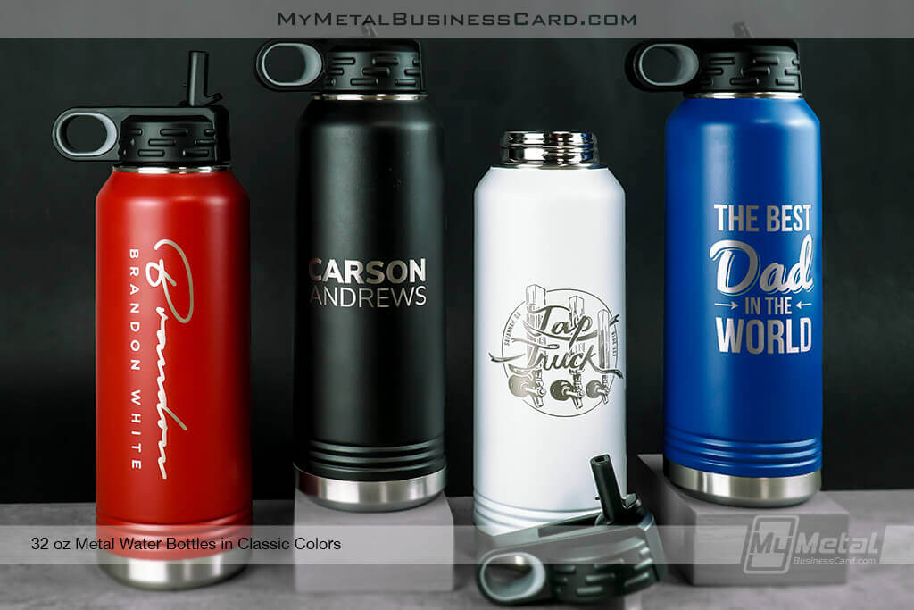 Classic-Color-Metal-Water-Bottles-Laser-Etched-To-Order