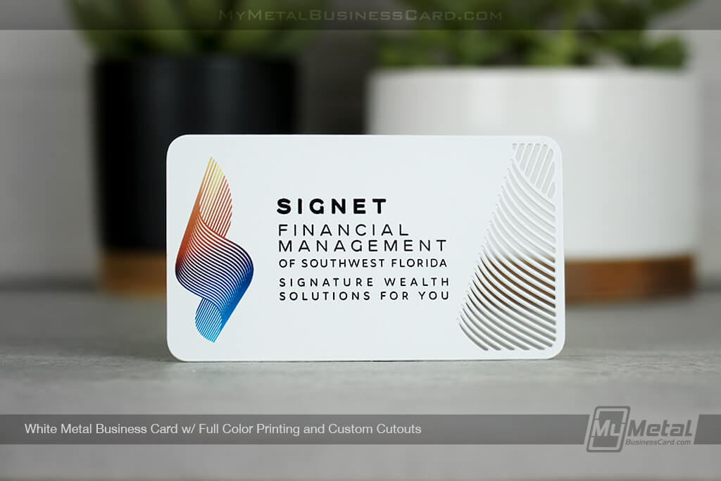 White-Metal-Membership-Card-With-Colorful-Full-Color-Printed-Rainbow-Logo-1