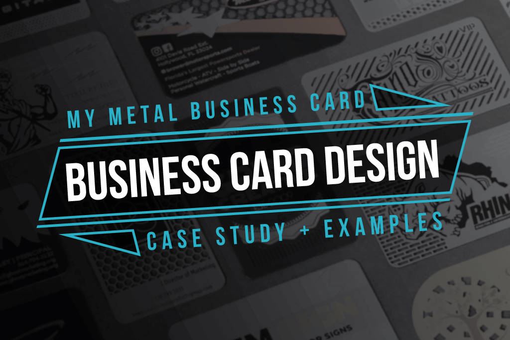 Business Card Design Case Study: How We Created Stunning Cards For 4 Of Our Clients